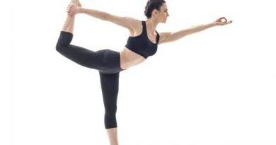 Natarajasana : posture du danseur
