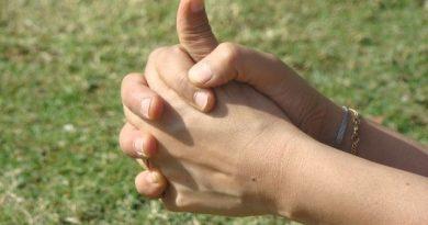 Linga Mudra : le geste de chaleur