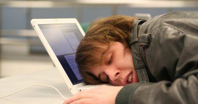 habitudes avant de dormir
