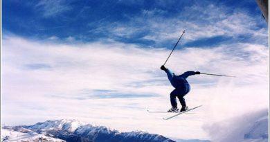 blessures ski