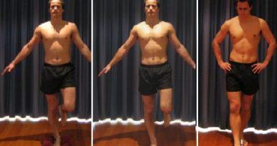 exercice equilibre proprioception