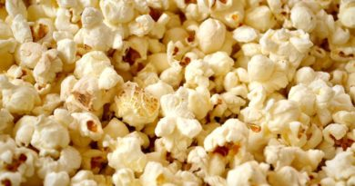 le popcorn fait il grossir
