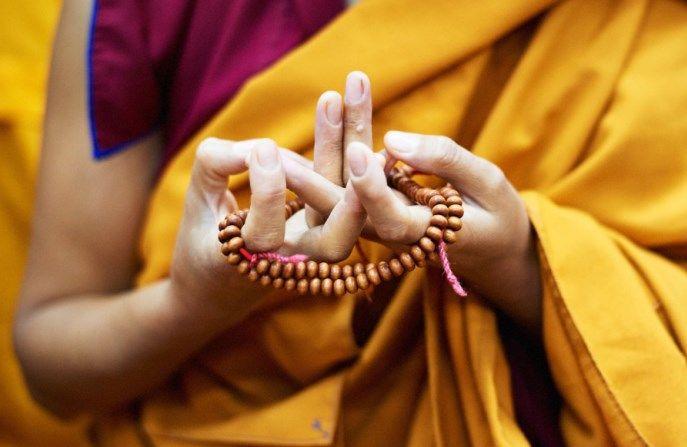 Mandala Mudra : le geste d'offrande