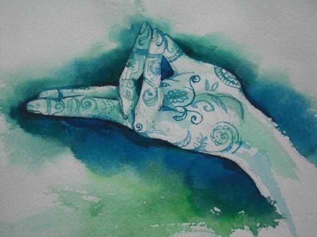 Prana Mudra : le geste de l'énergie