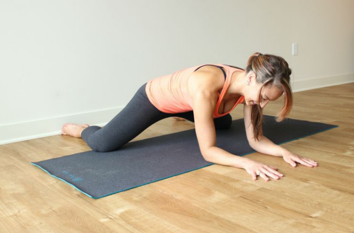 posture yoga grenouille