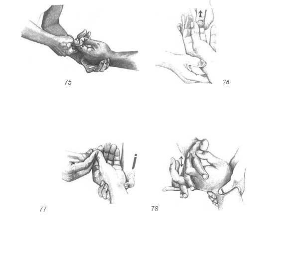 massage ayurvedique des mains