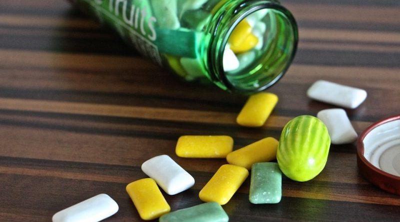 Les dangers du chewing-gum