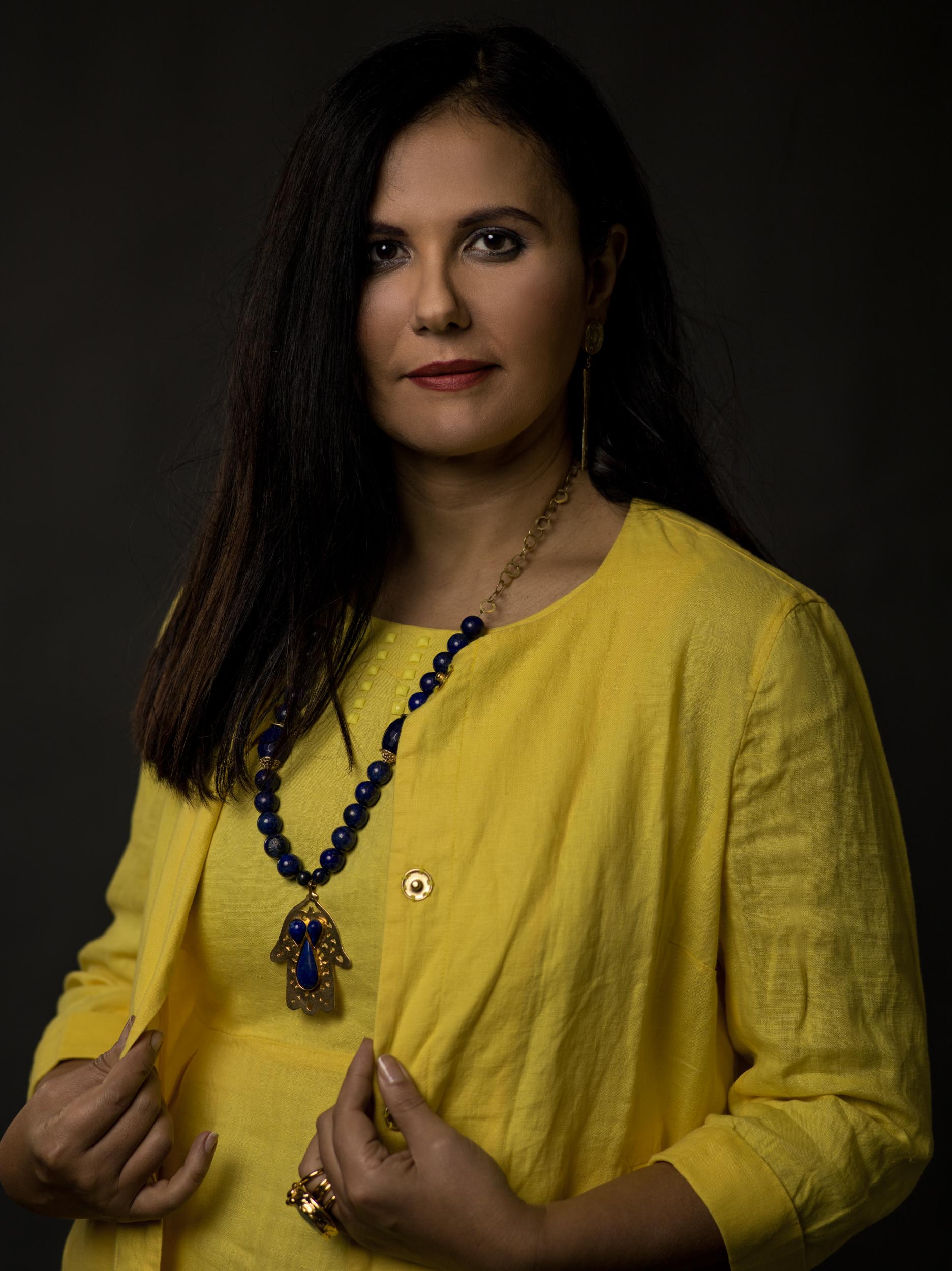 Fériel Berraies<br><i><small>Sophrologue & Hypnothérapeute</small></i>