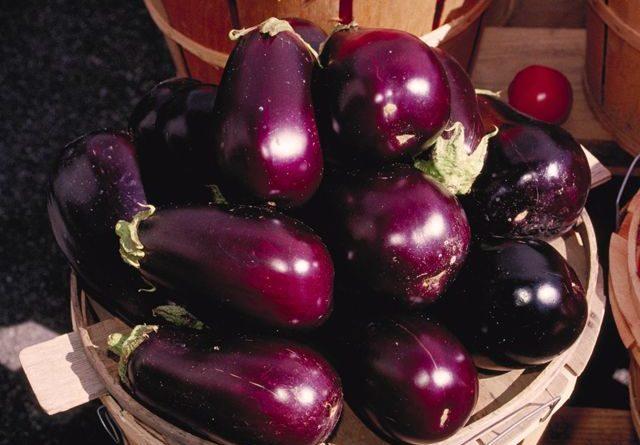 Les bienfaits de l'aubergine (Cancer, Cholestérol, maladie cardiaque)