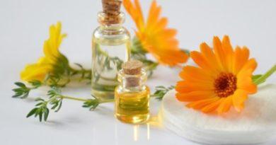 huile essentielle printemps