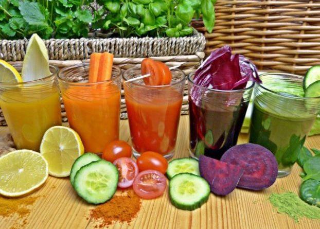 jus de legumes