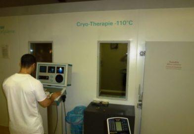 Vous avez envie d'essayer la cryothérapie ?