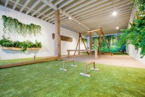 La salle de fitness Biofit