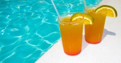 boissons de l'été