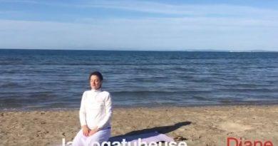 Séquence de Yoga matinal par Diane