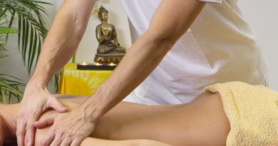 massage bienfaits stress