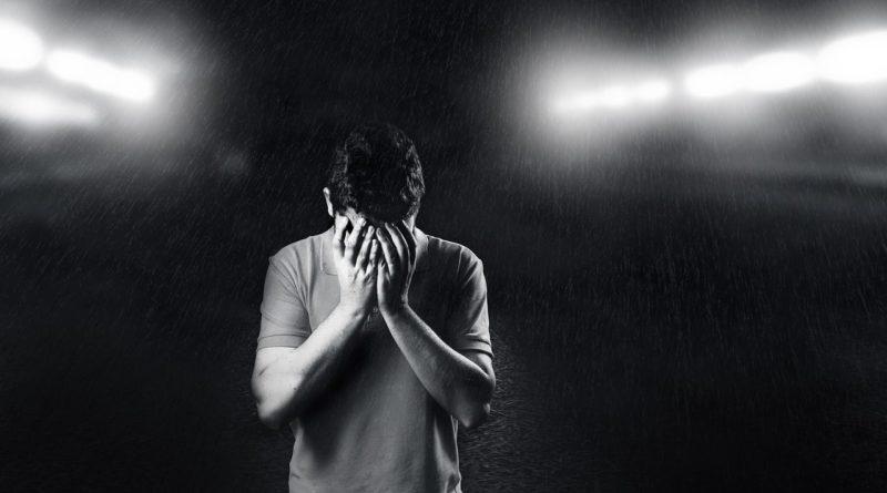 La dépression chez les hommes